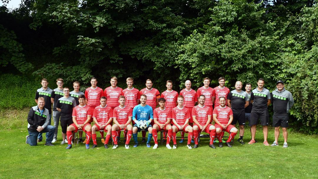 2. Mannschaft Saison 2021/2022